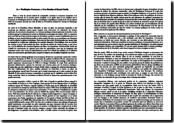 Yves Dezalay et Bryant Garth, Le Washington Consensus