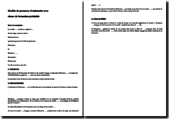 Exemple De Lettre Promesse Dembauche - Exemple de Groupes