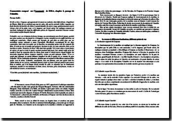 Zola, L'Assommoir, Chapitre 2, L'alambic : commentaire