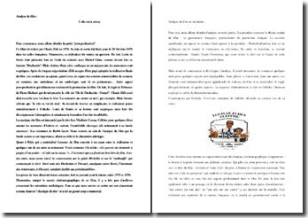 Analyse du film L'Aile ou la Cuisse de Claude Zidi