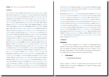Sénèque, Lettres à Lucilius, Livre XI, Lettre 86 : De la maison de campagne de Scipion l'Africain et de ses bains - Sur la plantation des oliviers