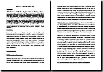 Hegel, Principes de la philosophie du droit, L'état de nature : explication de texte