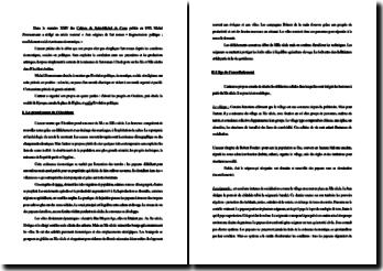 Michel Zimmermann, Aux origines de l'art roman : fragmentation politique, encellulement social et croissance économique