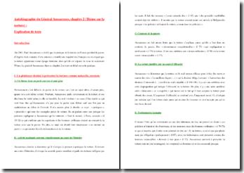 Autobiographie du Général Aussaresses, Chapitre 2, La torture : explication de texte