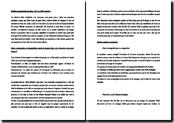 Fritz Lang, M le Maudit : analyse