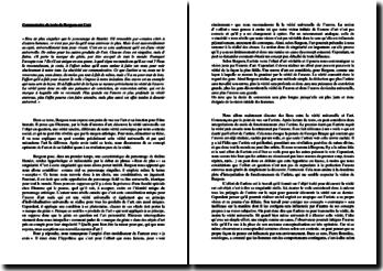 Bergson, Le Rire : l'art et la vérité universelle