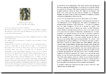Fernand Léger, La Noce