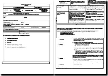 Fiche de Négociation BTS NRC : situation de vente entre un vendeur et un client