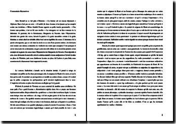 Marguerite de Navarre, Heptaméron, Nouvelle 20 : commentaire
