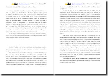 Pasterna, Le Docteur Jivago, Chapitre VIII, 14e partie : commentaire