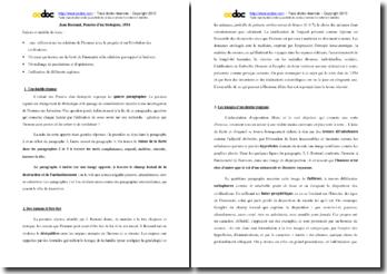 Jean Rostand, Pensées d'un biologiste, Extrait : étude de texte