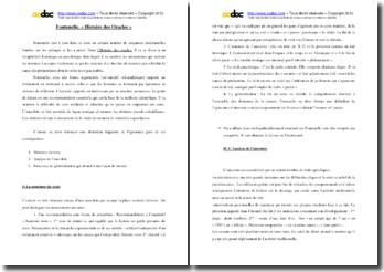 Fontenelle, Histoire des Oracles : commentaire