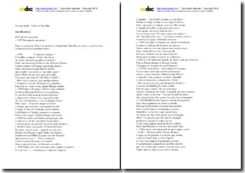 Victor Hugo, Ruy Blas, Acte III scène 2 : commentaire composé