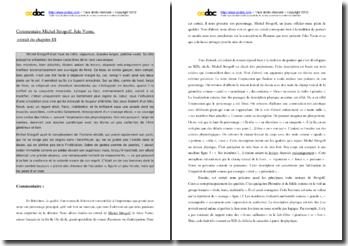 Jules Verne, Michel Strogoff, Chapitre III, Extrait : commentaire