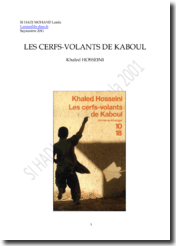 Les cerfs-volants de Kaboul (The Kite Runner) de Khaled Hosseini