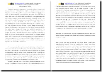 Socrate, Le Phédon, La dissociabilité âme-corps : explication de texte