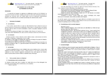 Les sources de La Celestina de Fernando de Rojas