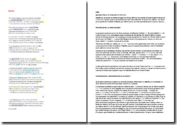 Arthur Rimbaud, Ophélie : analyse du poème