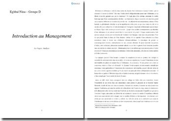 Analyse de Management du film La Vague de Dennis Gansel : phénomène de leadership et dictatures