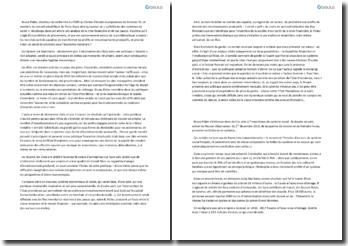 Analyse de la capacité des marchés à transformer les profits en investissements productifs et à créer des solutions pour l'économie nationale: analyse économique et comptable de la situation en France