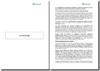La comitologie : compétence, fonctionnement et procédures
