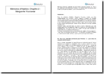 Mémoires d'Hadrien; Chapitre 2 - Marguerite Yourcenar