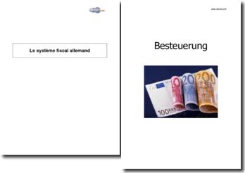 Le système fiscal allemand