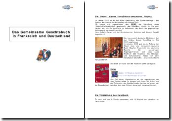 Das Gemeinsame Geschtsbuch in Frankreich und Deutschland