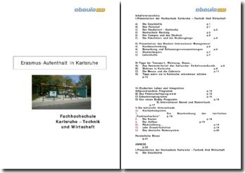 Erasmus-Aufenthalt in Karlsruhe