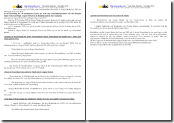 Exemple de préparation pour l'oral du Deutsche Sprachdiplom: KMK