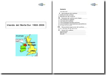 Irlanda del Norte/Sur 1968-2006
