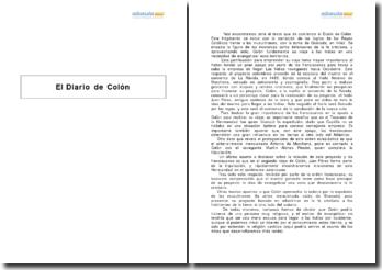El Diario de Colón