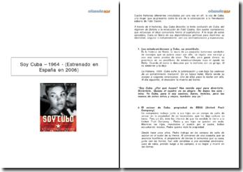 Soy Cuba (1964): résumé du film