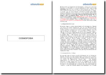 Cosmofobia - Lucio Extebarria
