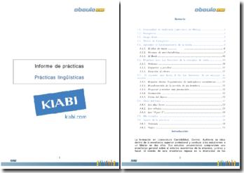 Prácticas lingüísticas en Kiabi - Fuengirola