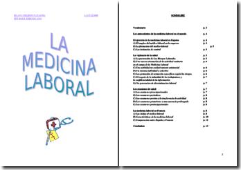 La medicina laboral en España y Francia