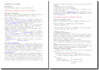 El Franquismo (el sistema económico, político y social de 1939 hasta 1975)