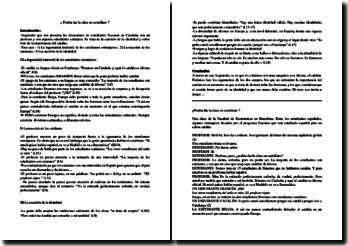 Podría dar la clase en castellano ?, fragmento de la película L'Auberge espagnole