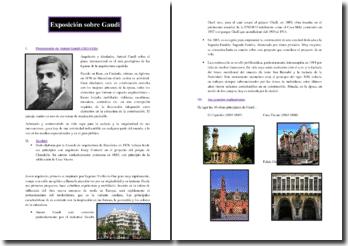 Antoni Gaudi : arquitecto y diseñador