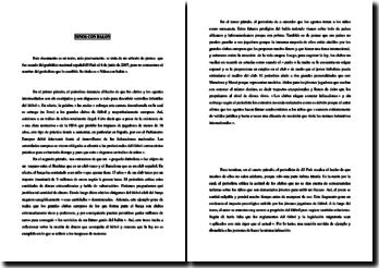 Artículo de El País, Niños con balón: comentario