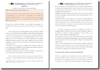 Federico García Lorca: la renovación de la escena española