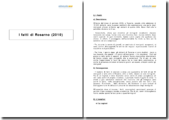 I fatti di Rosarno (2010)