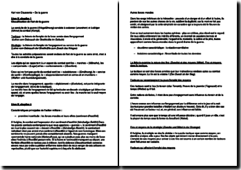 Karl von Clausewitz - De la guerre (livre II)
