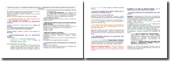 Le système de protection sociale : conditions de l'effectivité d'une politique de santé publique