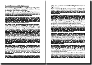 Le contrat d'entreprise en droit des obligations suisse