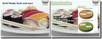 Sushi Panda: Sushi and more