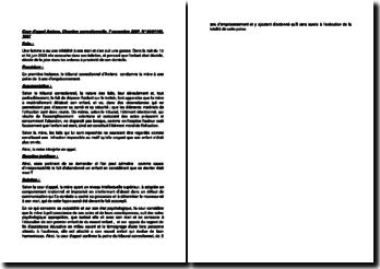 Belle Fiche Du0027arrêt De La Chambre Correctionnelle De La Cour Du0027appel Du0027Amiens En  Date Du ...