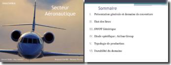 SWOT de l'industrie Aéronautique - Exemple du cas Airbus group
