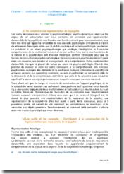 Réalité psychique et métapsychologie : représentation d'ensemble de la psyché