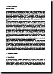 Pro Lege Manilia - Cicéron : Le bonheur de Pompée